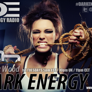 Vicky Wood  -  Dark Energy Radio 032 on AH.FM  - 6-Jan-2015