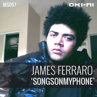 SONGSONMYPHONE by James Ferraro