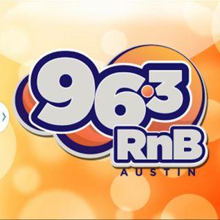 """96.3 RnB """"Mix at Six"""" (Thursday 8-18-16)"""