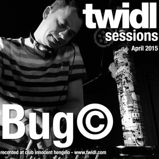 Bug© // TWIDLsessions // 11-04-2015 // Club Innocent