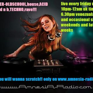 dj parker-www.amnesia-radio.com avin it london techno mix 08/03/13