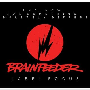A.N.F.S.C.D : Brainfeeder Label Focus