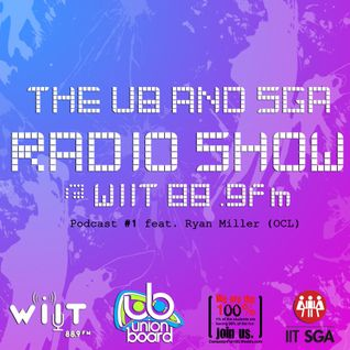 The UB / SGA Radio Show @ WIIT - Episode 1