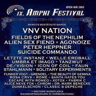 Amphi 2013 Krach Mix