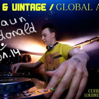 Shaun Macdonald @ Volt & Vintage -GLOBAL ACTS- on Cuebase-fm
