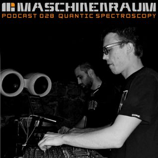 Maschinenraum Podcast 028 - Quantic Spectroscopy