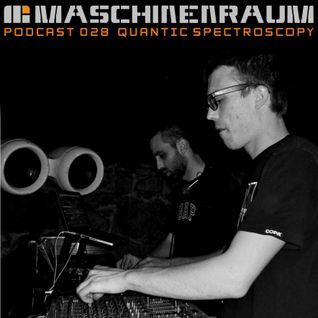 Maschinenraum Podcast 028 - Quantic Spectroscopy