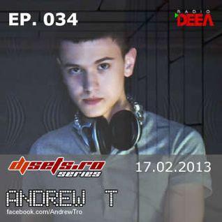 djsets.ro series (exclusive mix) - episode 034 - andrew t