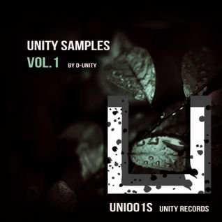UNITY SAMPLES VOL.1 (Sample pack) *****OUT NOW on Beatport!