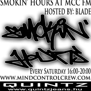 Smokin' Drumz Presents The Smokin' Hours Radio Show 23th Session Part1 By Blade