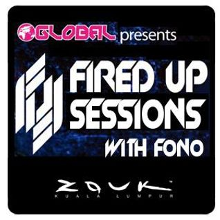 fired up sessions with dj fono