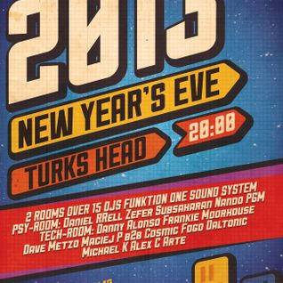 THE TURKS HEAD - NEW YEARS EVE 2012