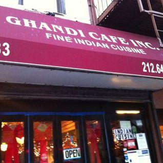 Ghandi Cafe