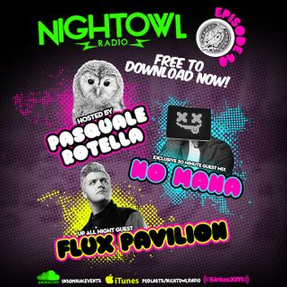 Night Owl Radio 040 ft. Flux Pavilion and No Mana