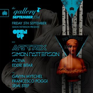 Simon Patterson – Live @ Ministry of Sound, London – 05-SEP-2014