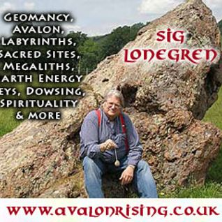 SIG LONEGREN - Labyrinths, Sacred Sites & Geomancy - 4/1/11
