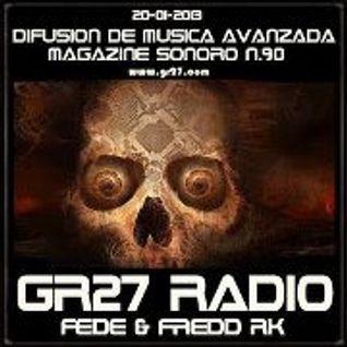 GR27 Magazine 90 (parte 1)