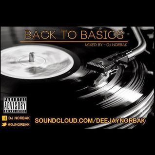 DJ NORBAK - Back To Basics [Feb 2014]