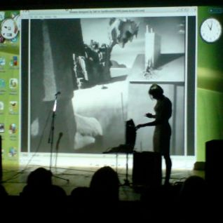 Phantom Circuit #36 (6th May 2010): Theremin Day with Miss Hypnotique