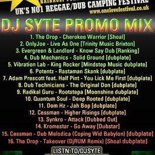 One Love Festival 2011 Promo Mix