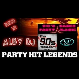 Party Hit Legends #71 - The Best 90's Hits Songs