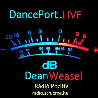 2013.03.13. DancePort.LIVE Adás Rádió Pozitív (SCH)