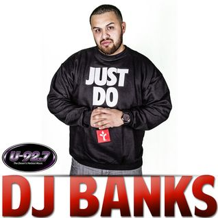 DJ BANKS SATURDAY NIGHT STREET JAM APRIL 27 HR. 1 MIX. 1