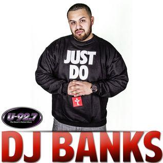 DJ BANKS SATURDAY NIGHT STREET JAM APRIL 27 HR. 1 MIX. 1