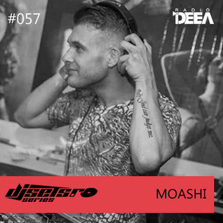 Djsets.ro series (exclusive mix) - episode 057  - Moashi