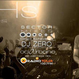 Dj ZERO Abril Part I - Exclusive OCIO Urbano 2014