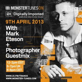 Monster Tunes 038 With Mark Eteson + Photographer Guestmix