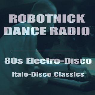 Robotnick Dance Radio - Italo-Disco classics