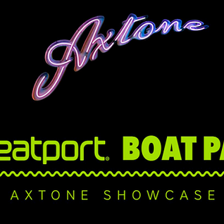 Kryder & Tom Staar & NEW_ID - Axtone Showcase Boat Party 2015-10-15