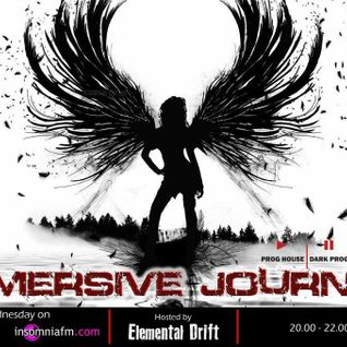 Guest Mix Immersive Journey 007_DJ Ivan