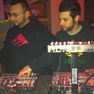 TELEPATIK feat. CYBER_FUSION liveset TEKNOID_CONSPIRACY 1-2012