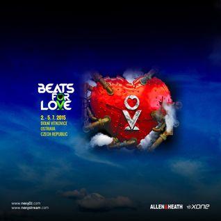 NEXY @ BEATS FOR LOVE 2015 (Ostrava, CZ) [NEXY Stream 012]