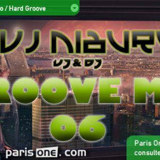 Dvj Niburu - Groove Me 06 (Paris One Reverse)