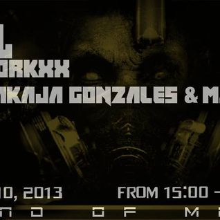 Marrel - Frame Workxx Podcast 10.09.2013 on Fnoob Techno