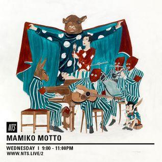 Mamiko Motto - 19th October 2016