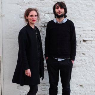 Mixcloud Monday: Jean D.L & Sandrine Verstraete