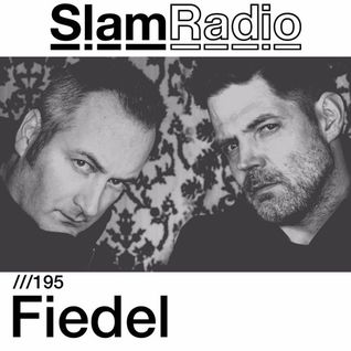 #SlamRadio - 195 - Fiedel (Part I: Glasgow Downtown)