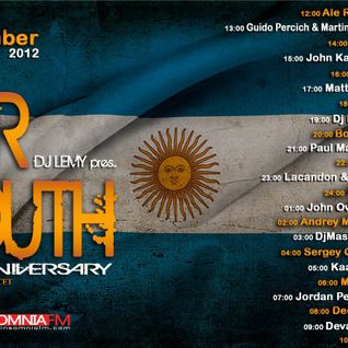 CJ Art - Far South 1st Anniversary Guest Mix [30.09.2012] on Insomnia FM