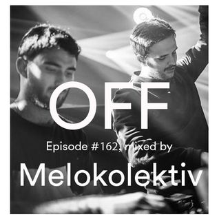 Podcast Episode #162, mixed by Melokolektiv