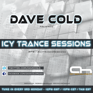 Dave Cold - Icy Trance Sessions 042 @ AH.FM