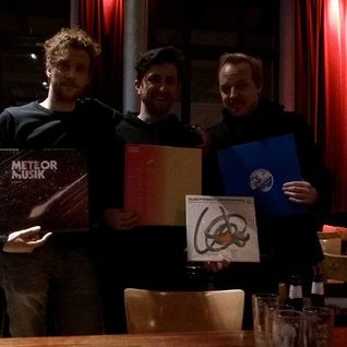 De Geluidsarchitect 2016-01 (5 januari 2016) METEOR MUSIK - CHROME BRULEE interview