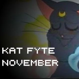 Kat Fyte's One (1) Hour November mix