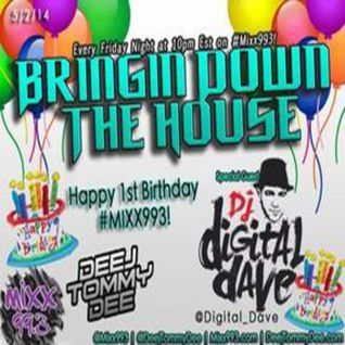 Mix 93.3 Bringing Down The House 1 Year Anniversary