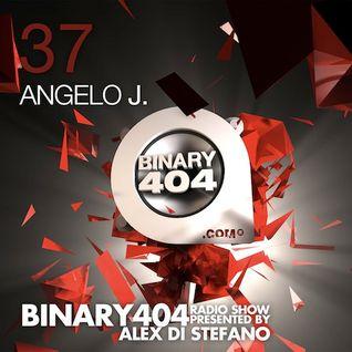 037 - Alex Di Stefano - Binary404 Radio Show /w Angelo J.