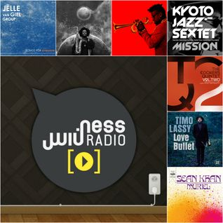 Jazzcat on Ness Radio - Programme 33 (25/11/2015)