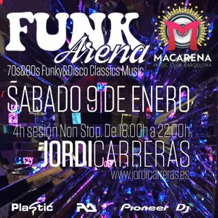JORDI_CARRERAS_Livet_at_Macarena_Club_(Funkarena_9/01/16)_(Real_Love_Mix)